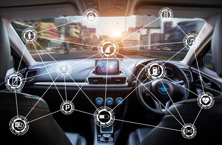 Teknologi i bil